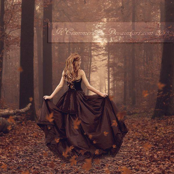 Promenade d'automne par ~ KCsummerz